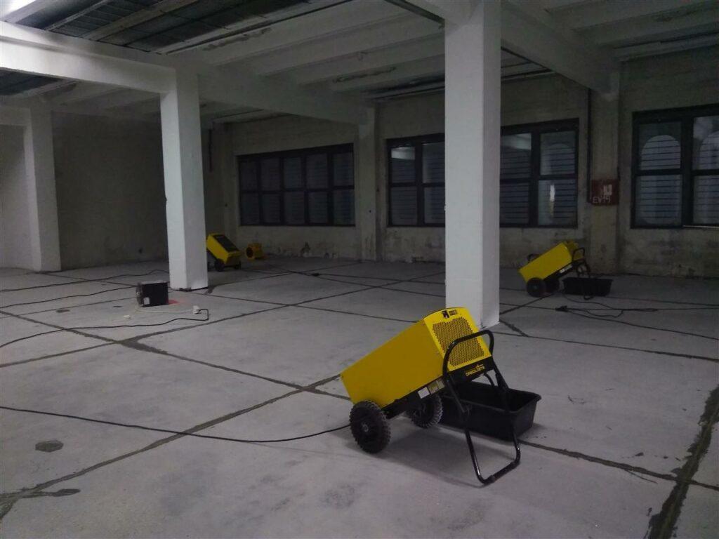 Bautrocknung in Wien